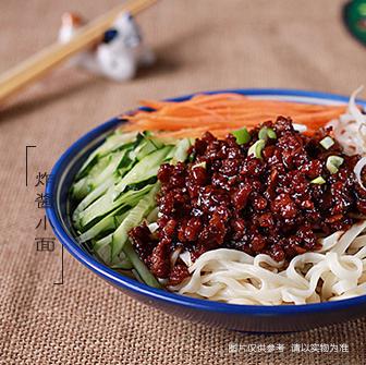 张一碗米线享受快乐生活为健康买单