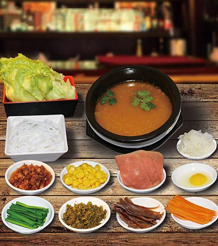 张一碗米线加盟美味更健康